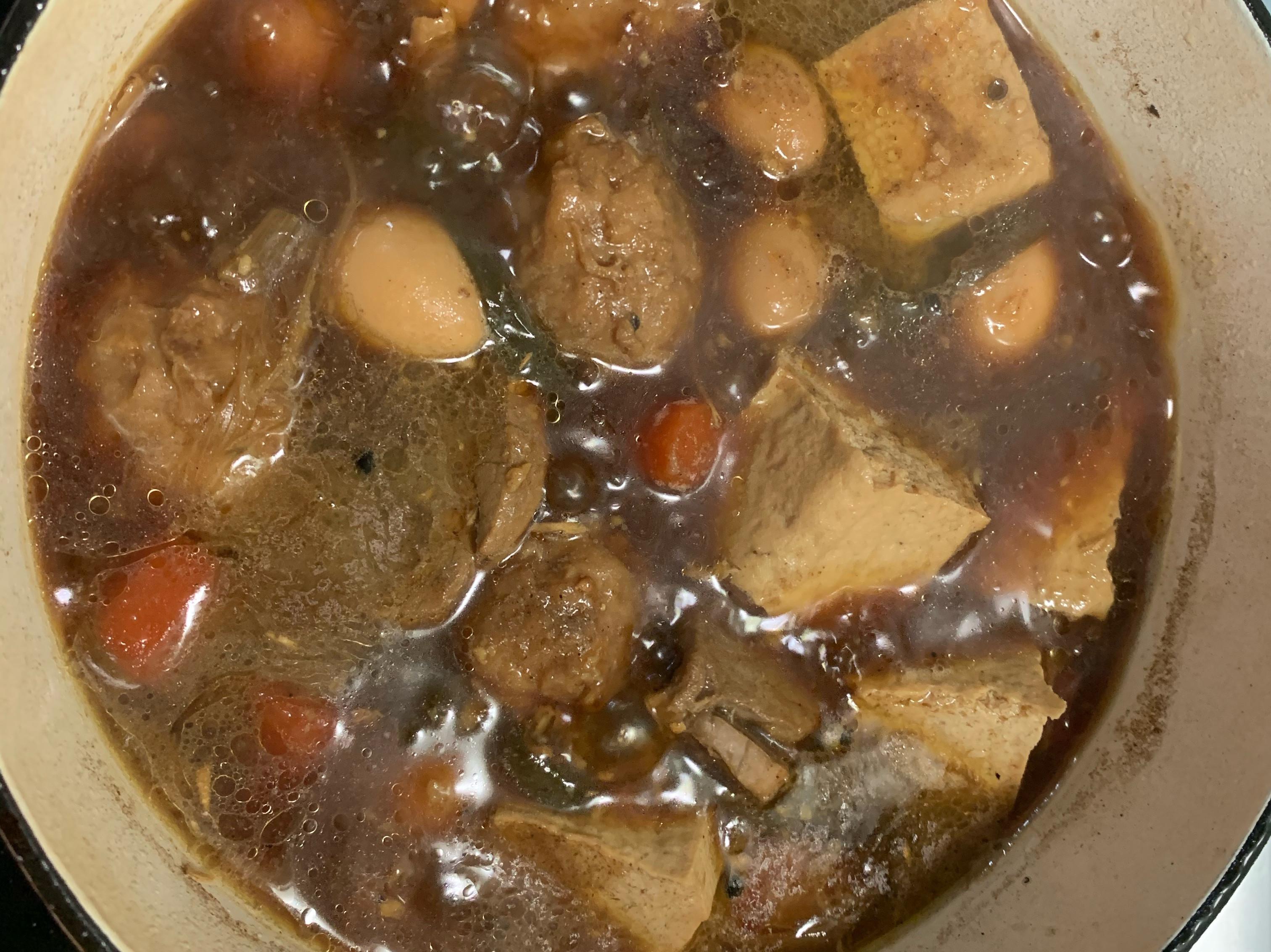 清爽版滷肉飯