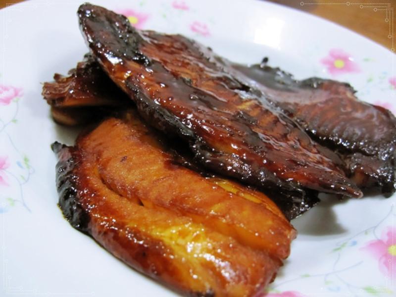 甜蜜蜜昱光廚房 ✎手作-04✿蒲燒鲂魚✿