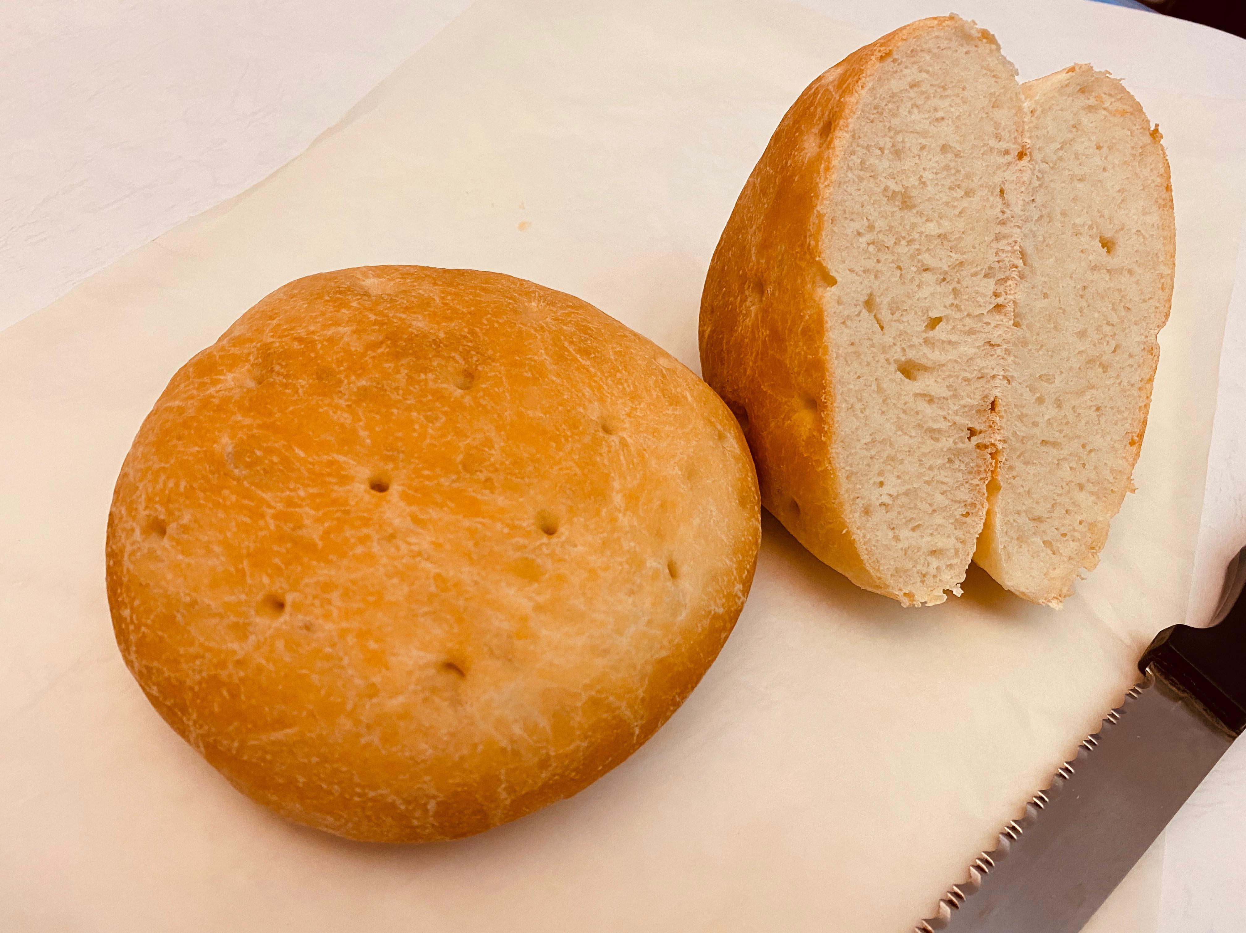 義式佛卡夏麵包