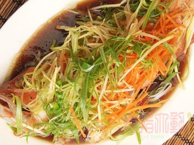 五星飯店料理「廣式蒸魚」在家也嚐的到!!