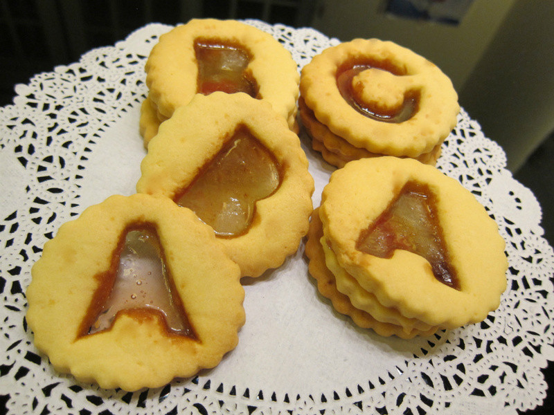 ABC糖果餅乾