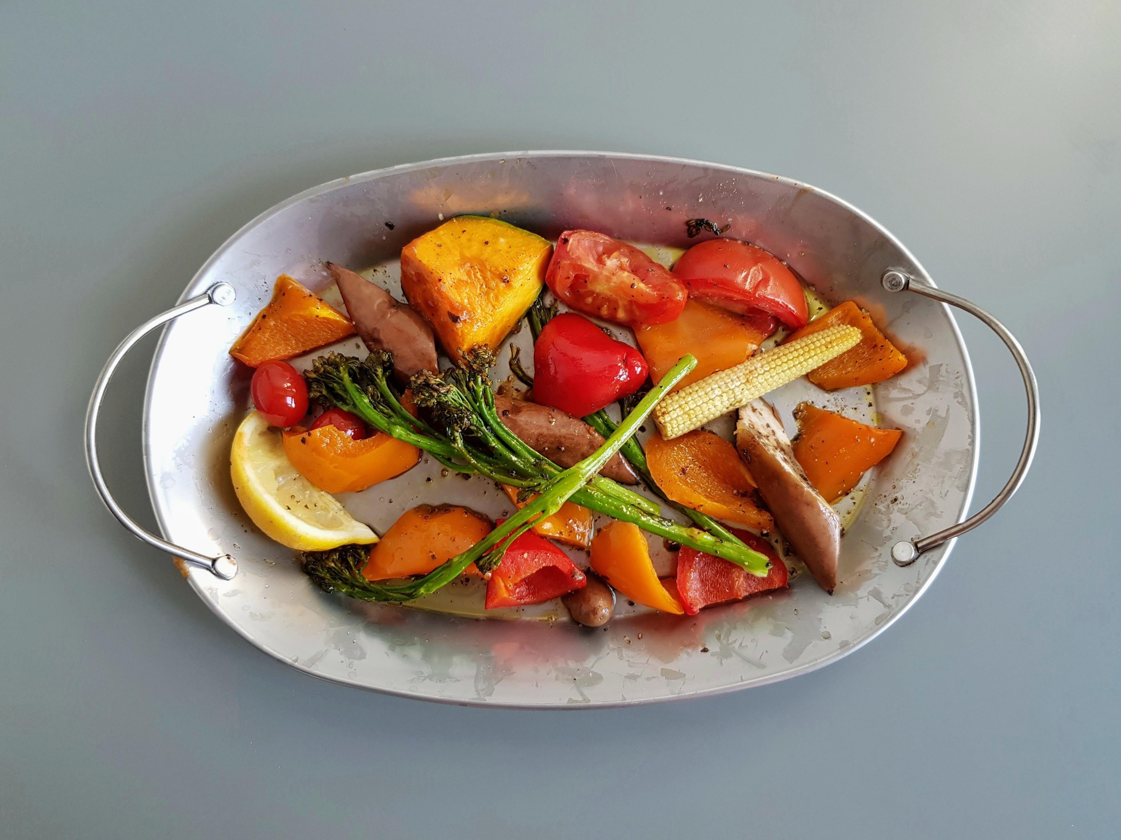 烤野菜時蔬