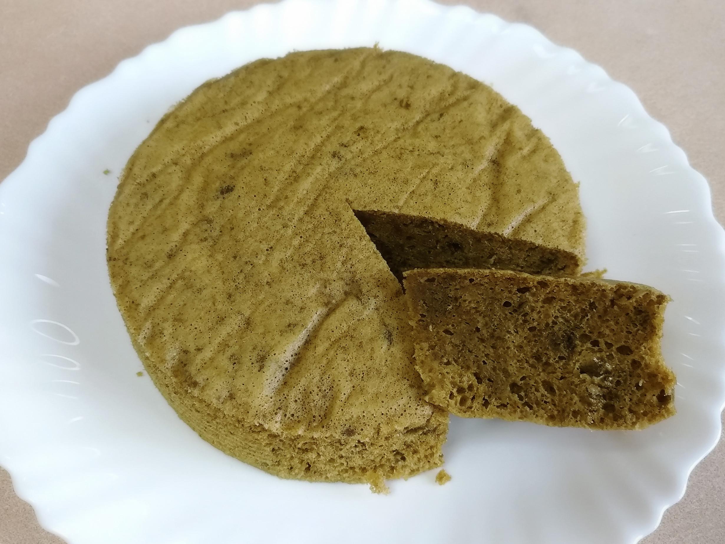 抹茶海綿蛋糕電鍋版