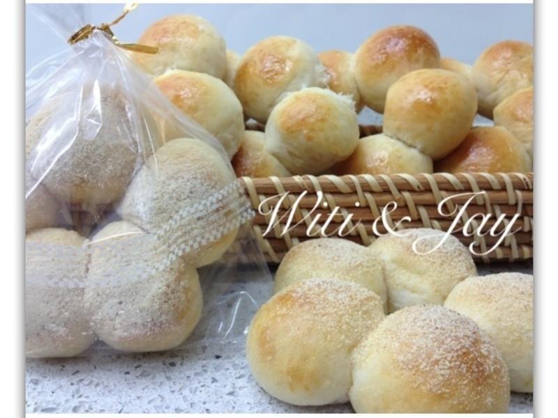 [Witi✿Kitchen](麵包機-麵包)穀香烤波堤