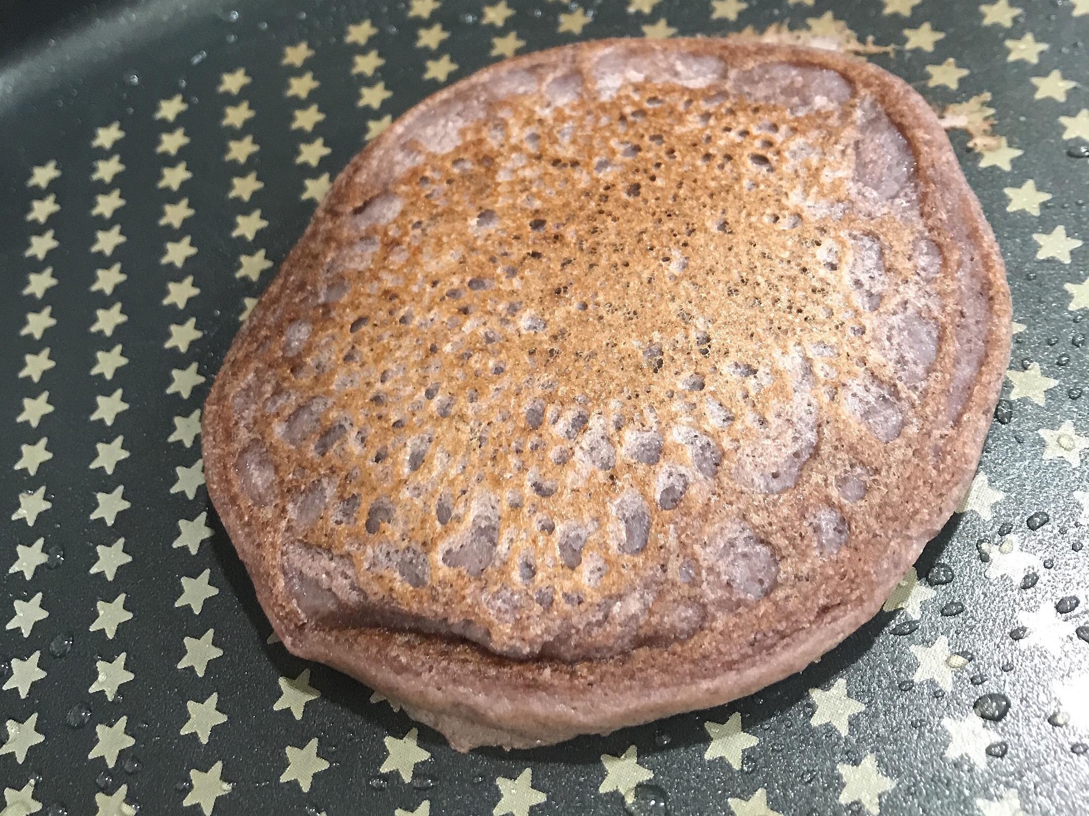 紅豆山藥煎餅