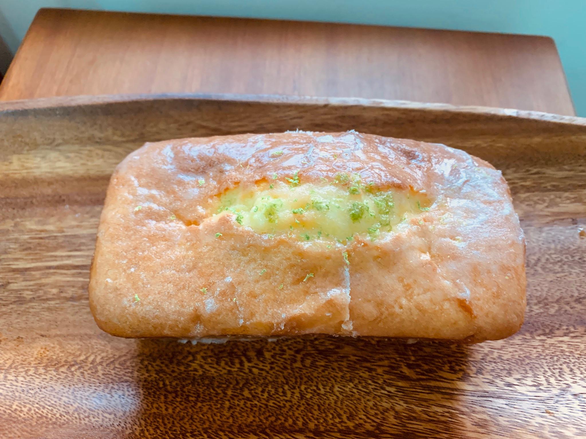檸檬奶油蛋糕(濕潤清爽)
