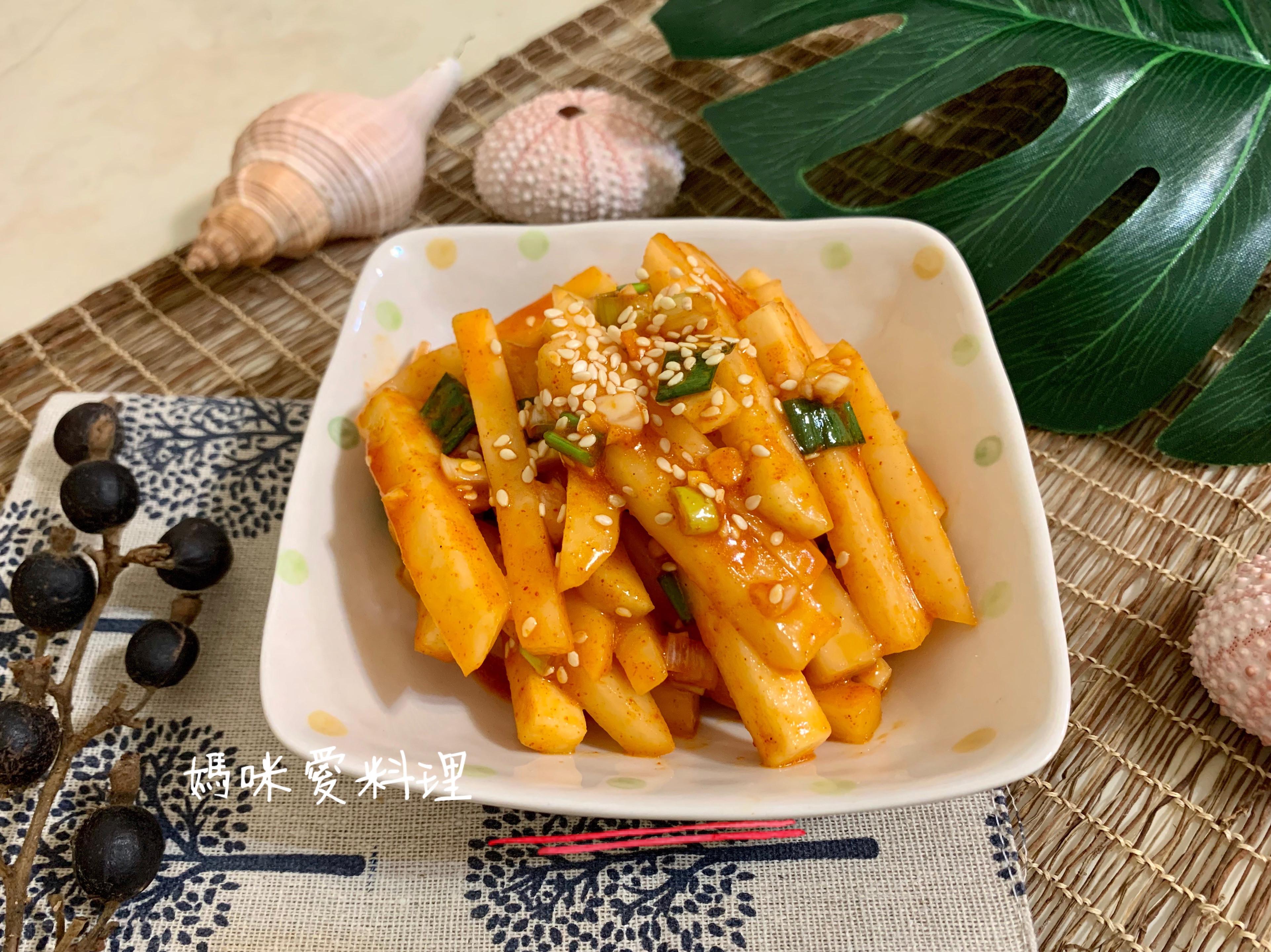 韓式涼拌大頭菜