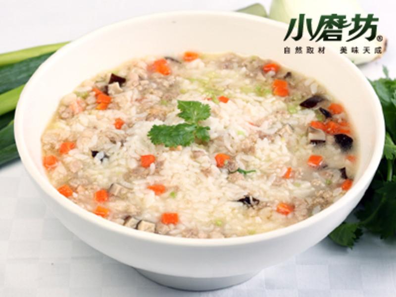 【小磨坊】台式肉粥