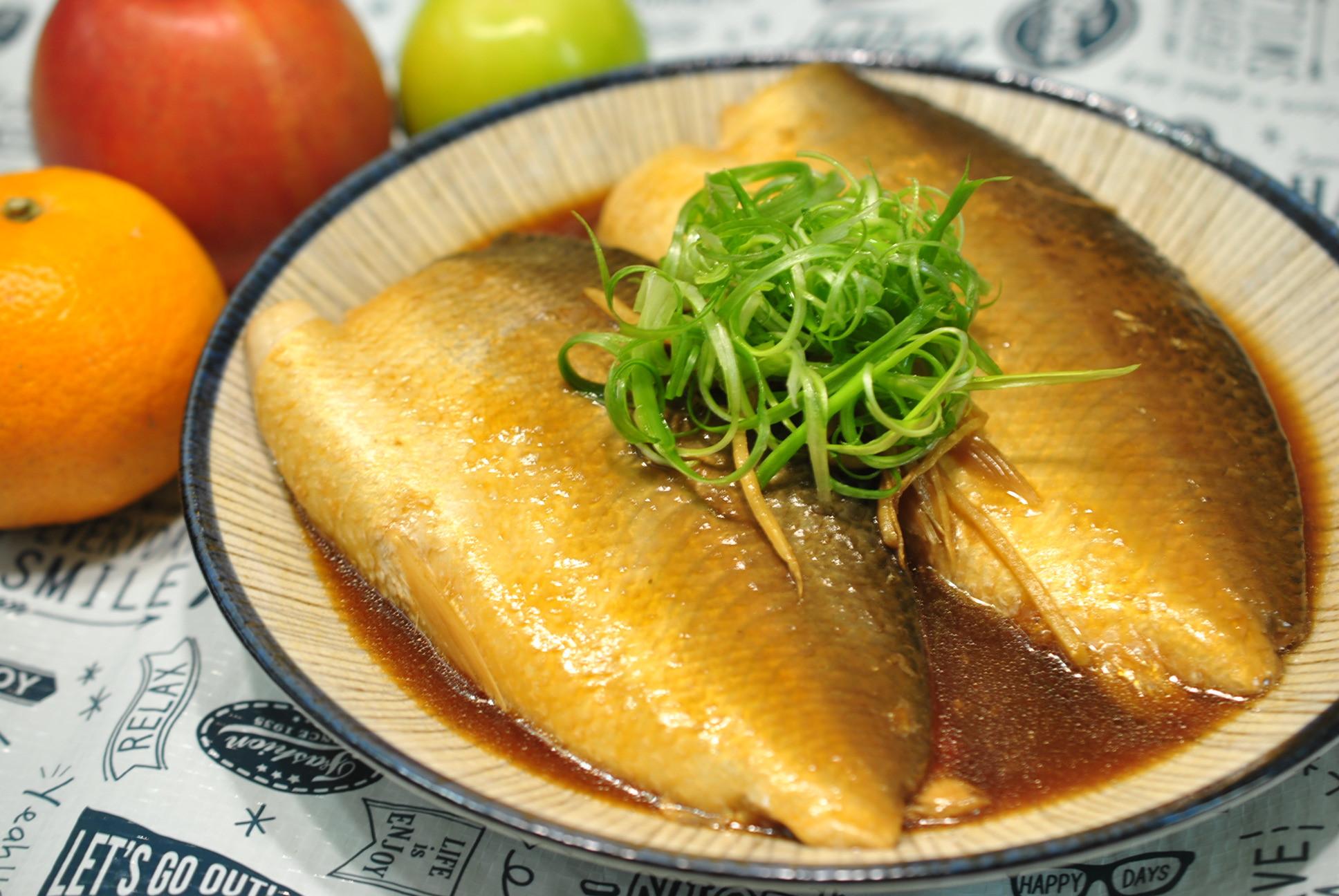 醬燒虱目魚肚