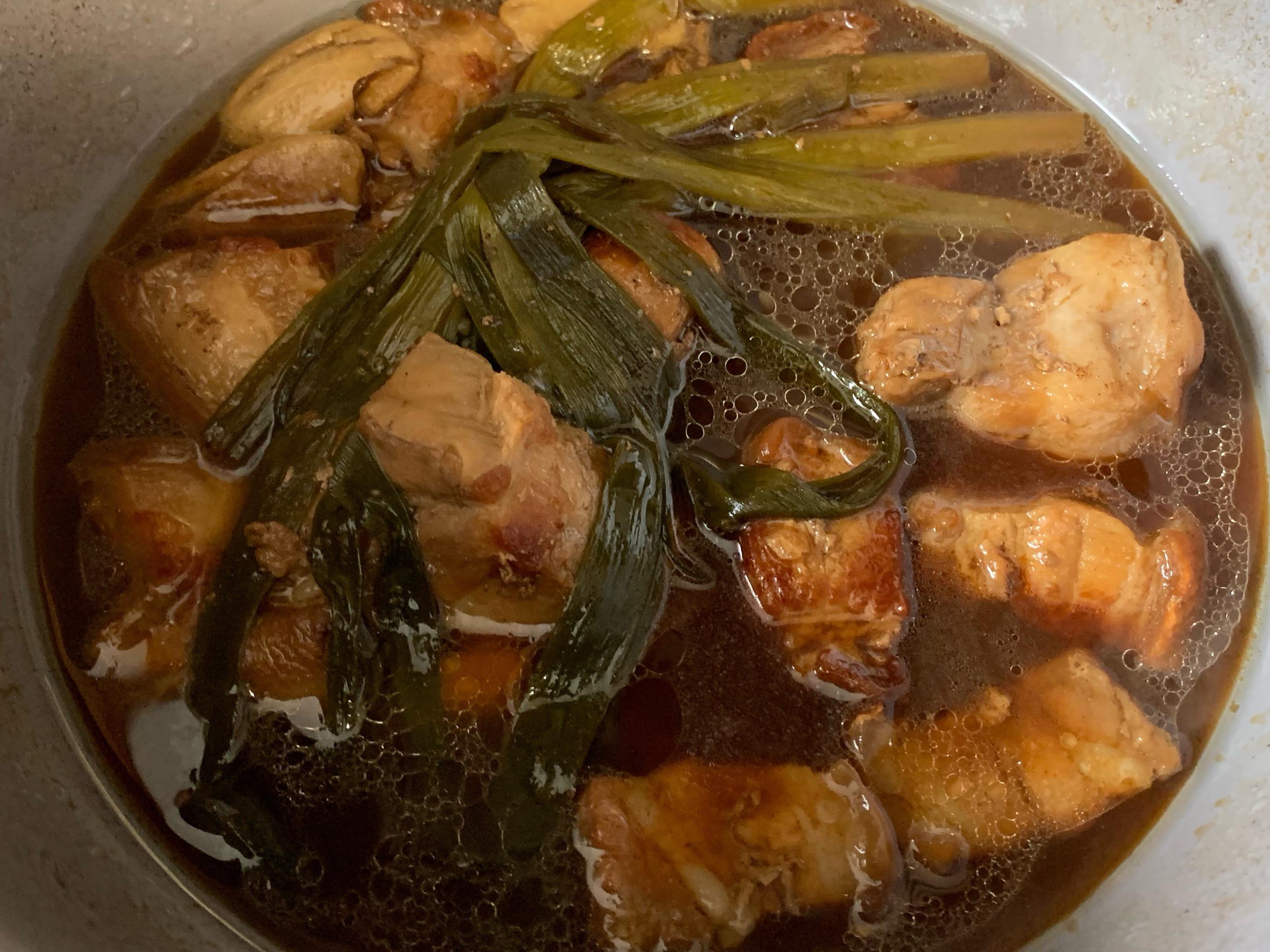 氣炸鍋 滷肉