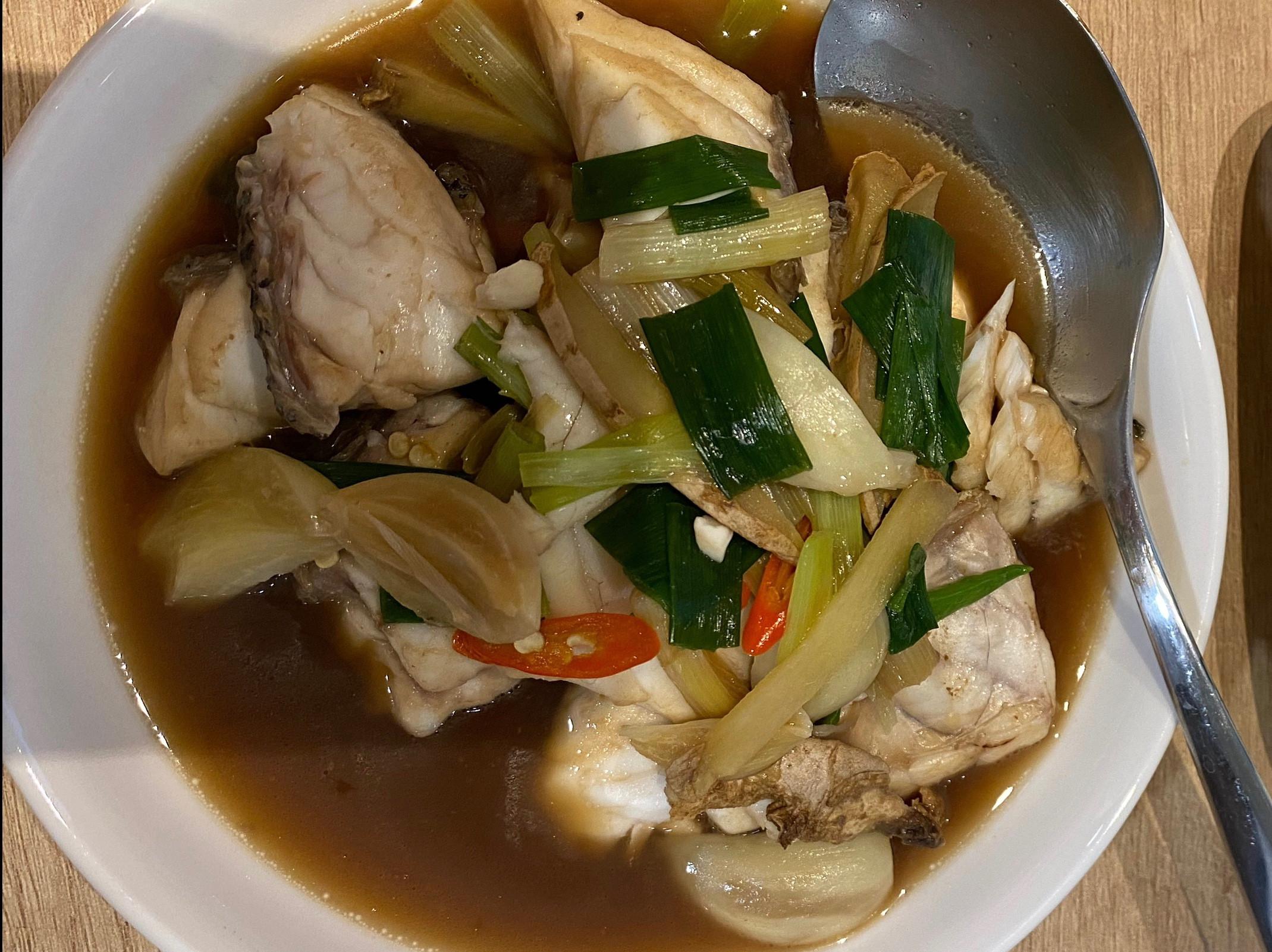 龍膽石斑魚肉片