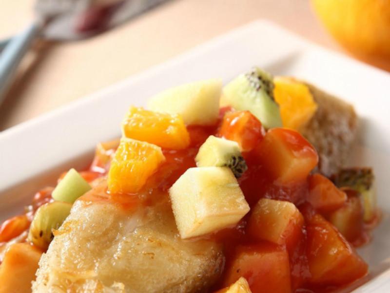 亨氏番茄醬 果粒鱈魚排
