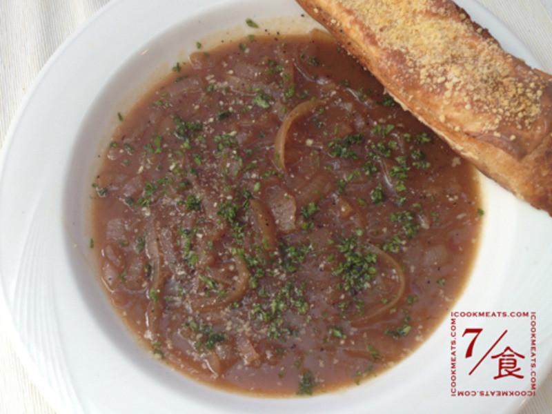 【7/食】法國菜的傳家寶刀 – 洋蔥湯
