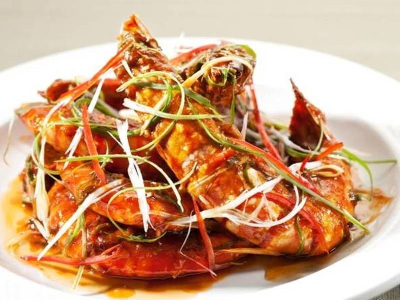 亨氏番茄醬 薑蔥茄汁大明蝦