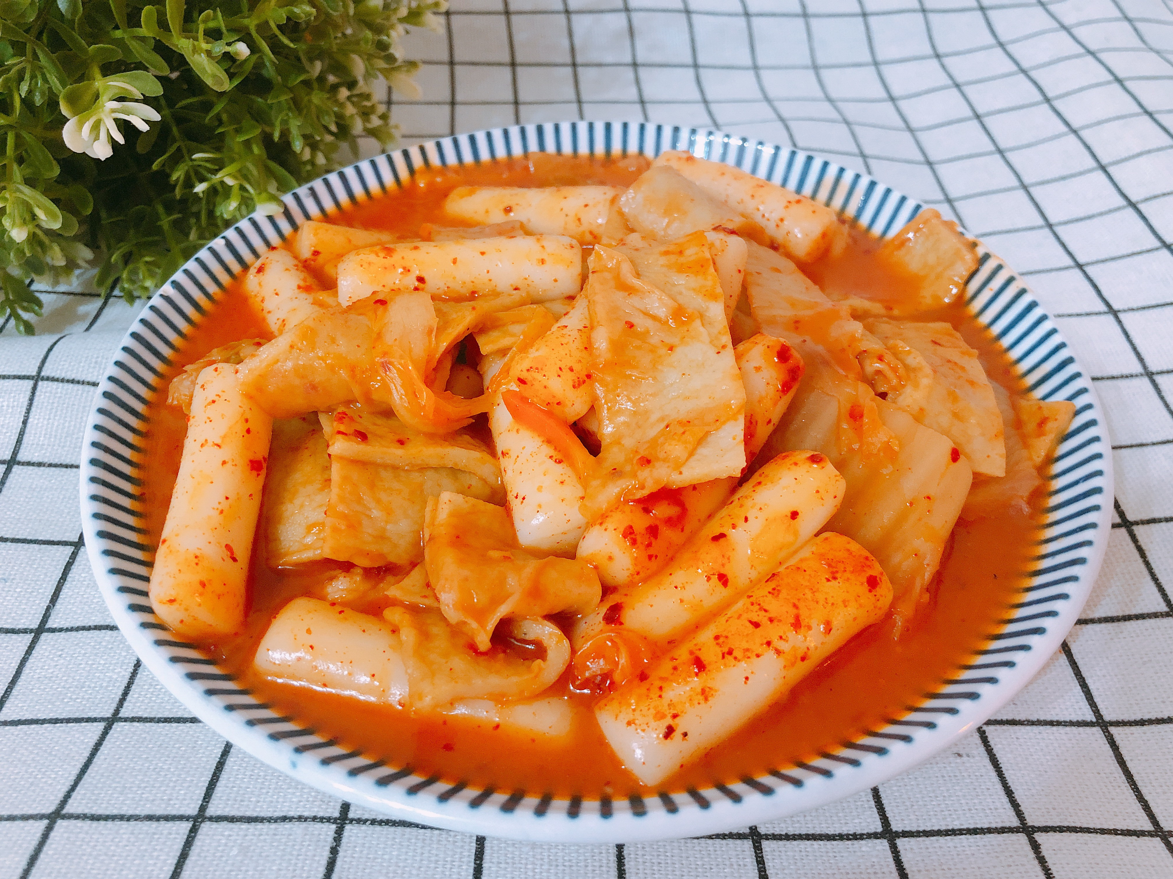 韓式料理-炒年糕
