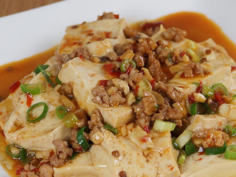 【哇菜影音食譜】魚香豆腐
