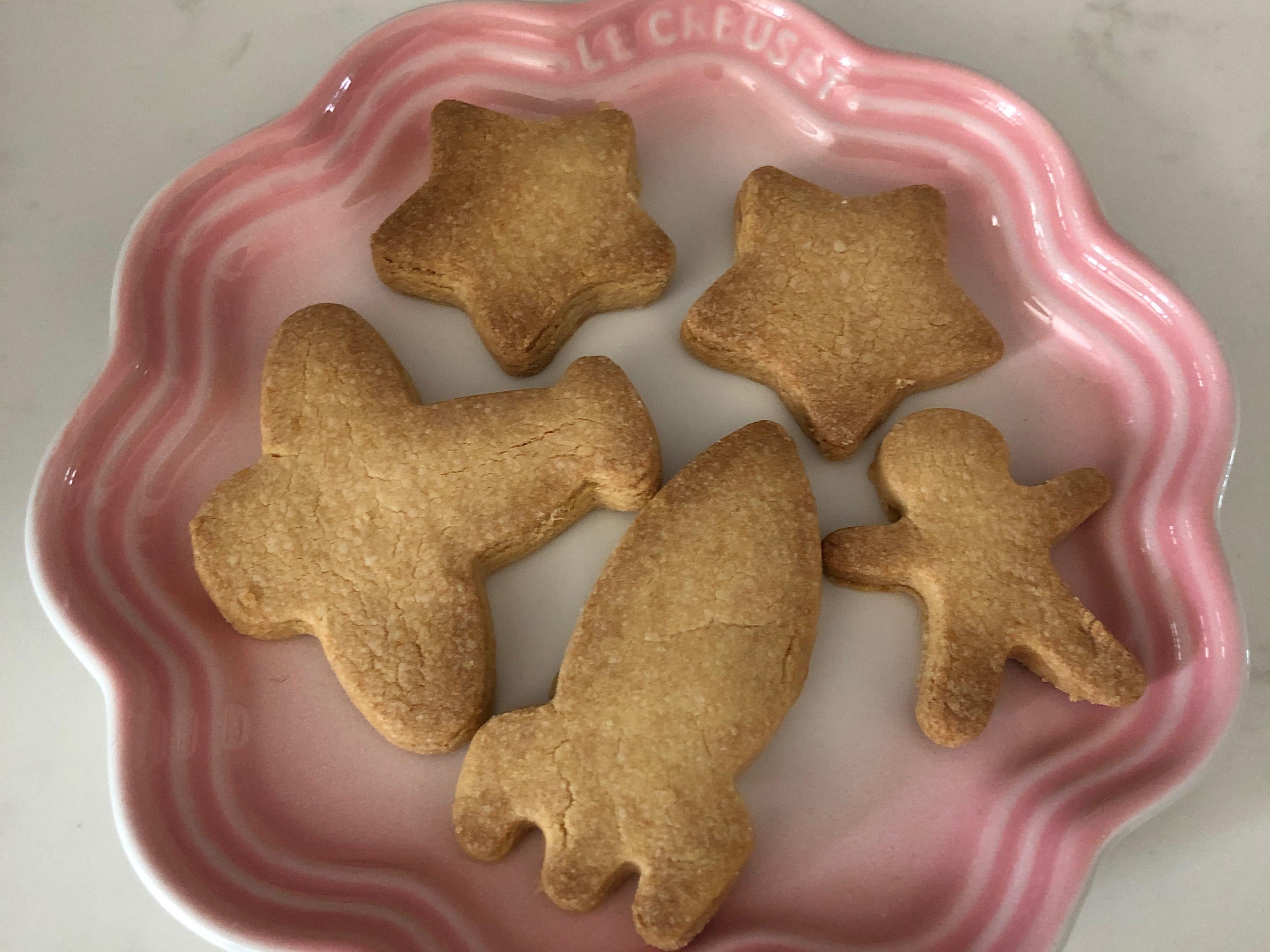 奶酥餅乾 低糖兒童版