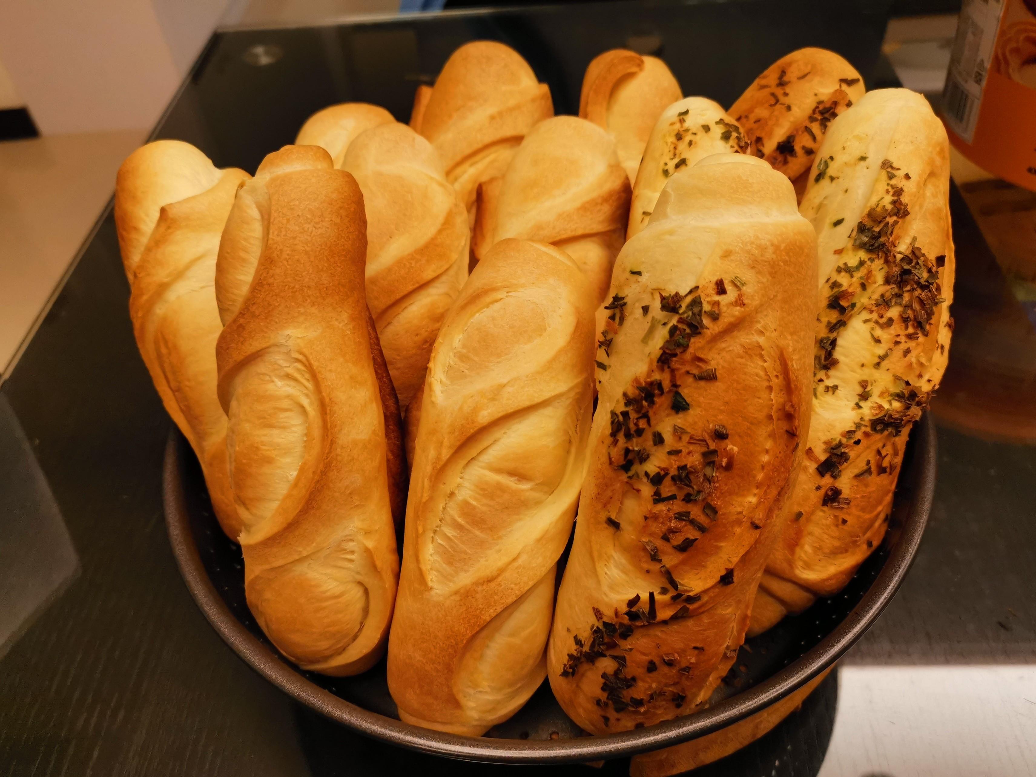 法國麵包~懶人版