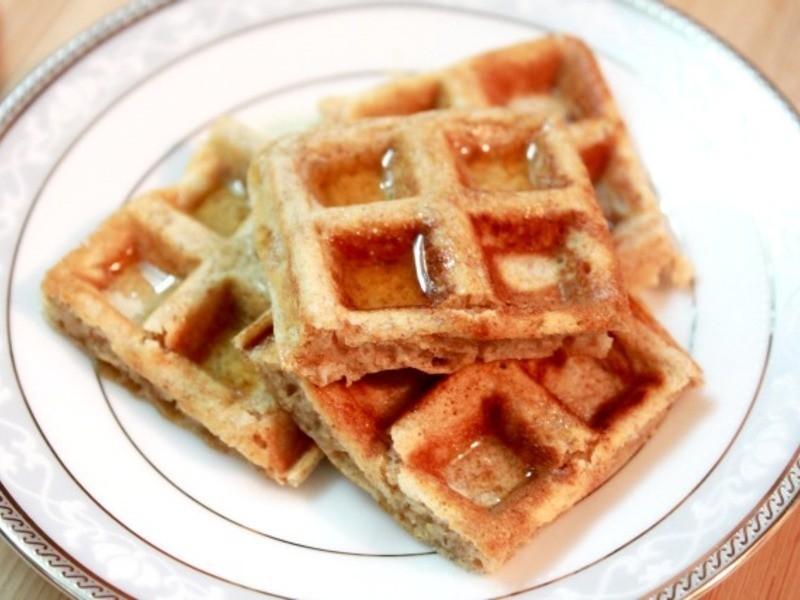 鬆餅Waffles。終極版的好吃