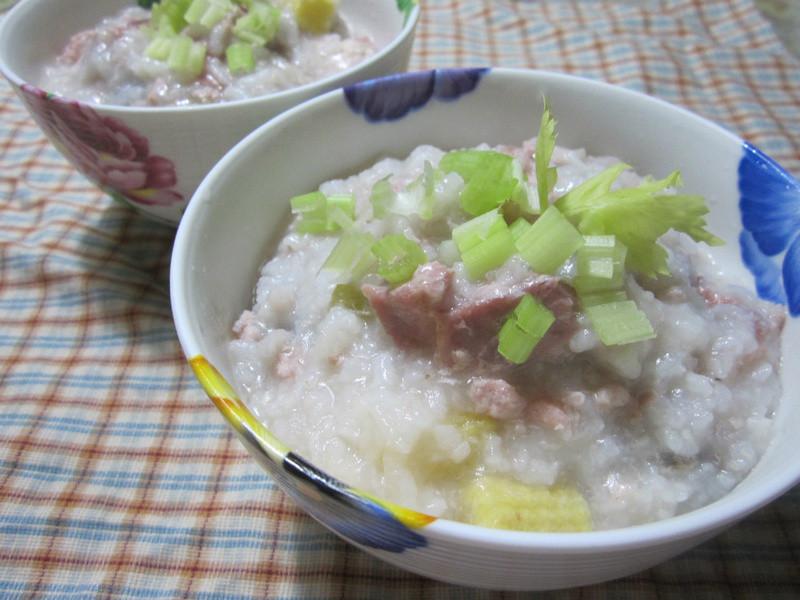 芋頭肉肉粥