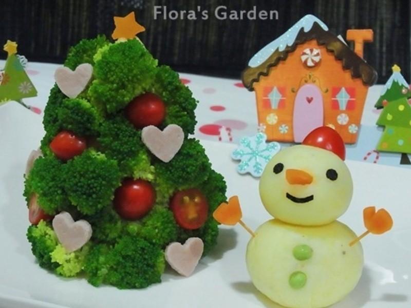 「金采耶誕」玩美薯泥過聖誕節