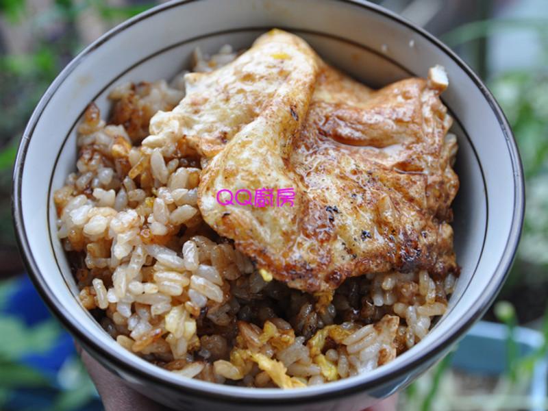 【大賀米好料理】懷念的滋味~醬油蛋拌飯