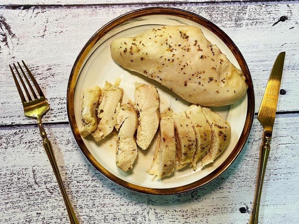 義式雞胸肉☀️飛利浦氣炸鍋