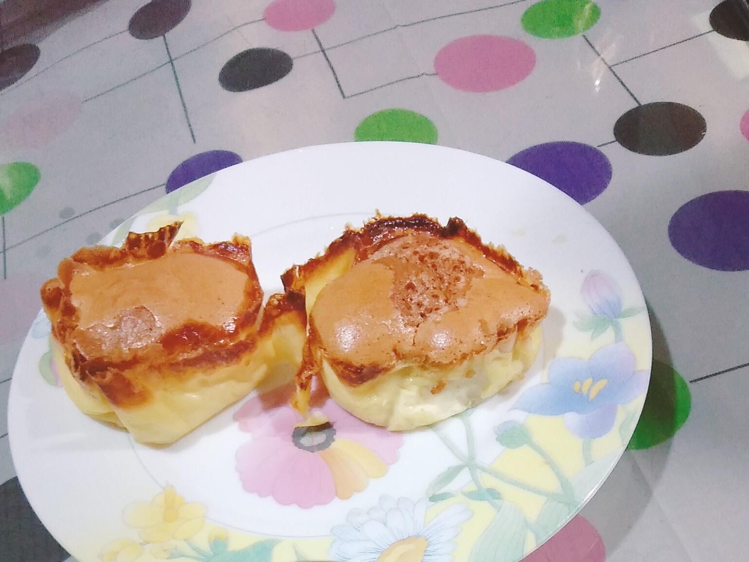 布丁燒~氣炸鍋法式甜點