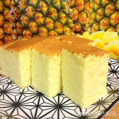 比古早味蛋糕更有古早味的【椰香起士蛋糕】