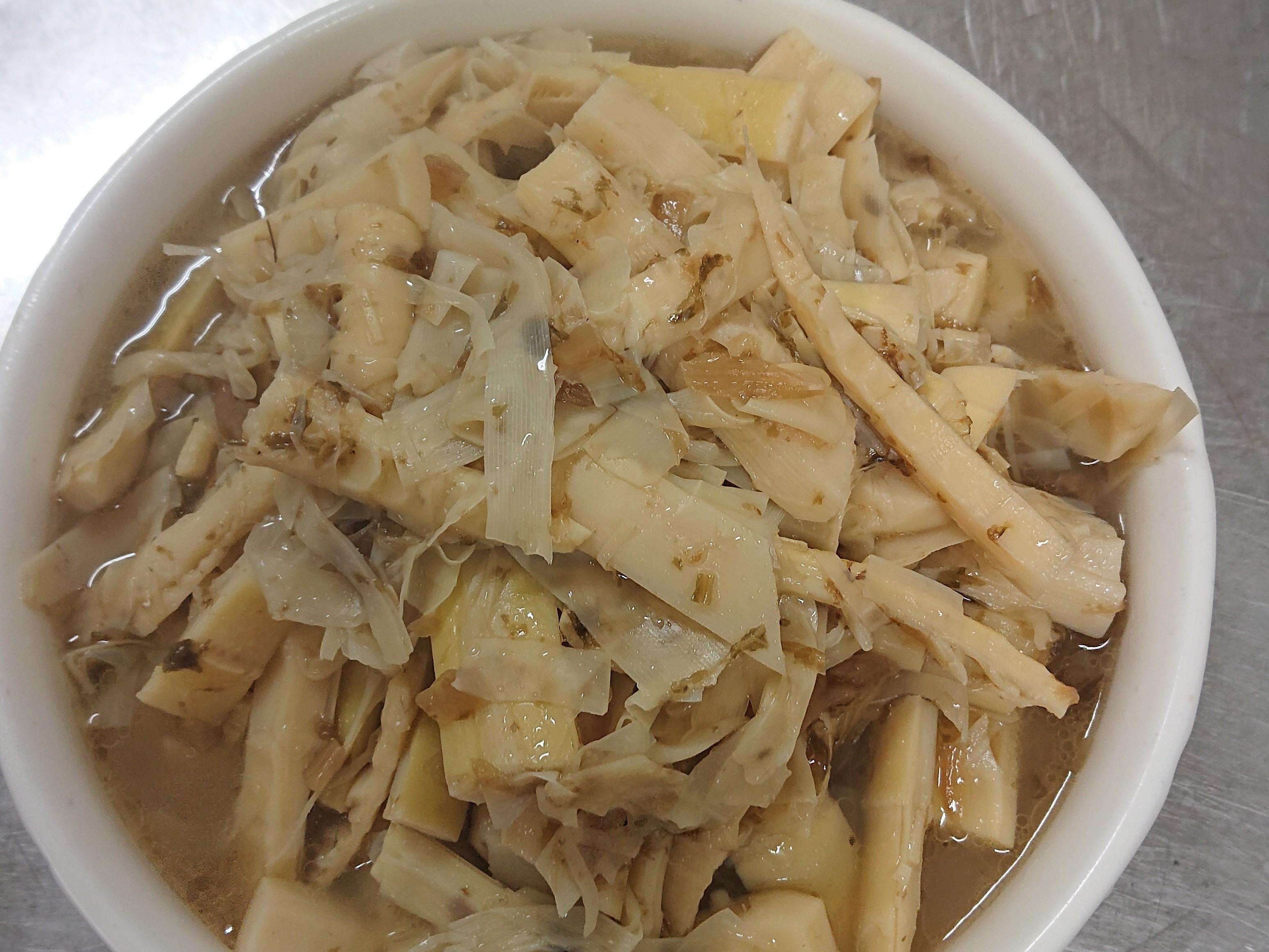 鮮滷桂竹筍