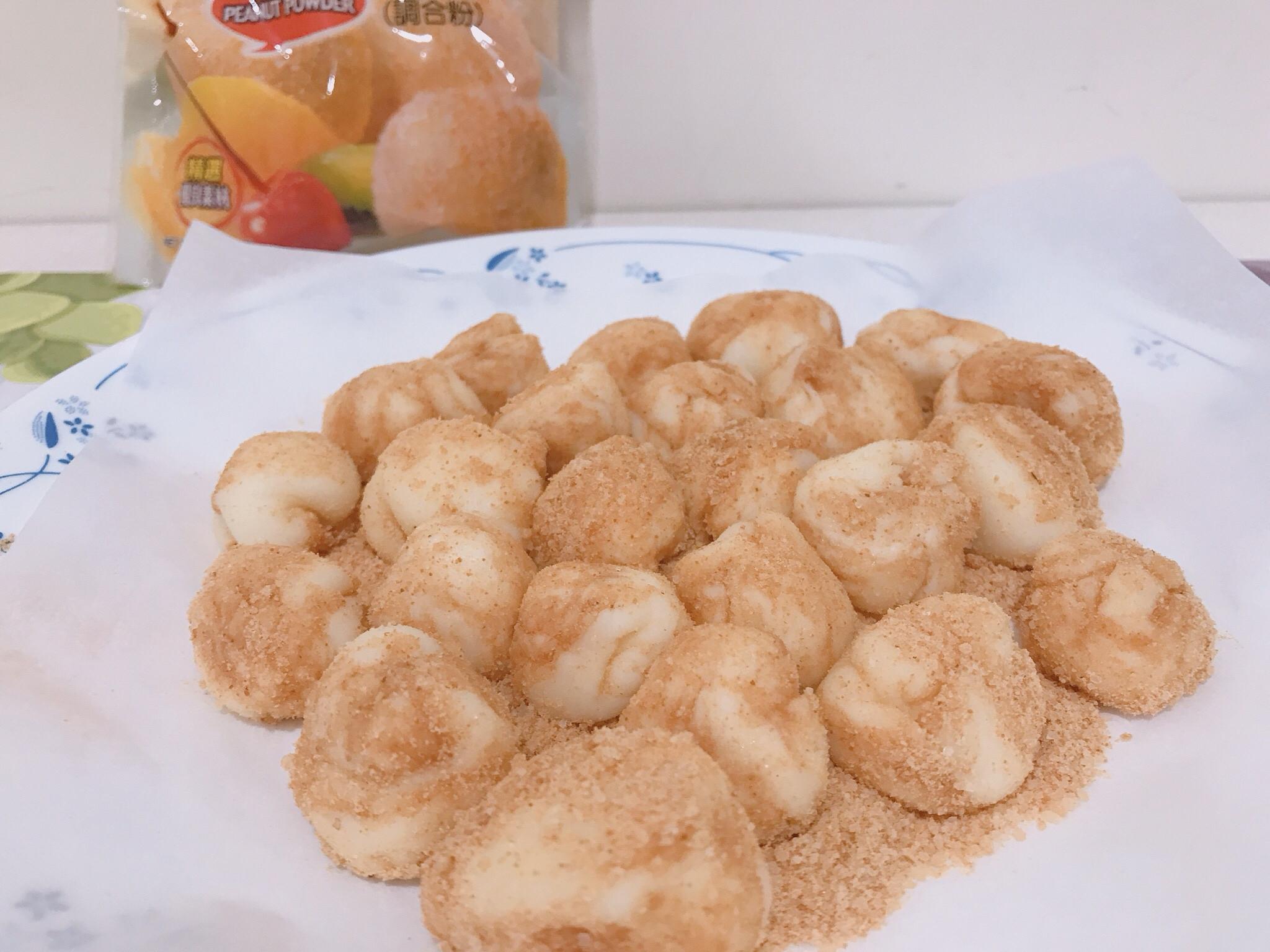 鮮奶麻糬(平底鍋版)