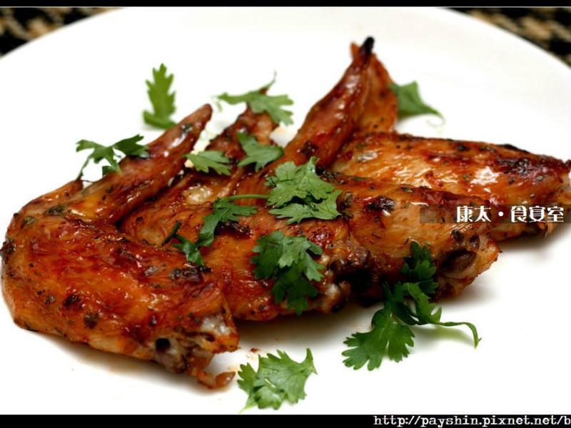 [亨氏番茄醬]香茄烤雞翅