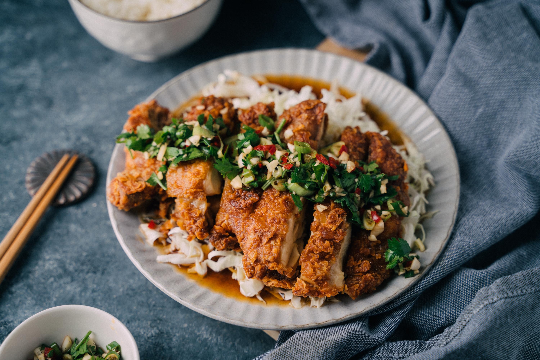 台式椒麻雞-薩布雷薩索雞