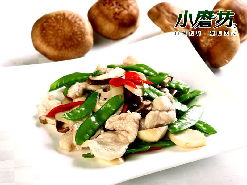 【小磨坊】雙菇水煮雞片