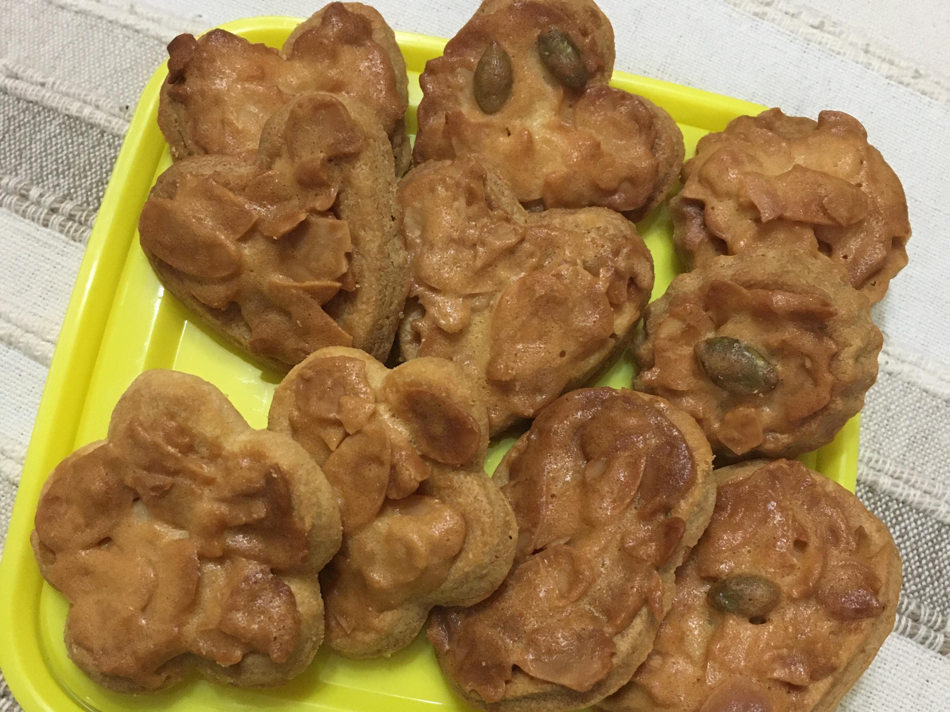 杏仁片餅乾