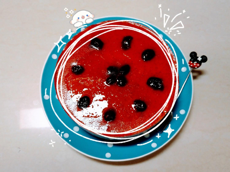 莓果慕斯蛋糕(6吋)