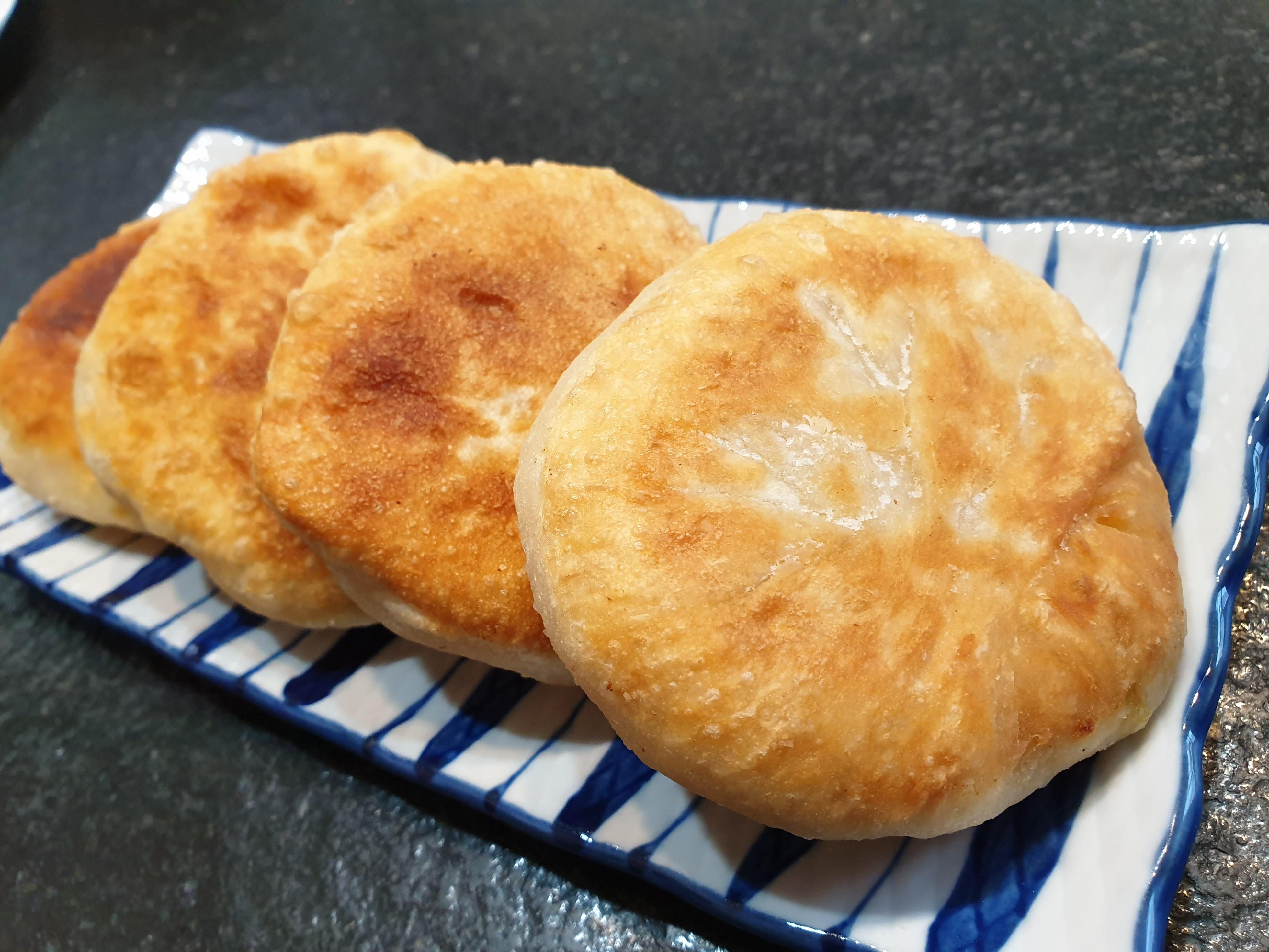 【全素】香煎蘿蔔絲餡餅
