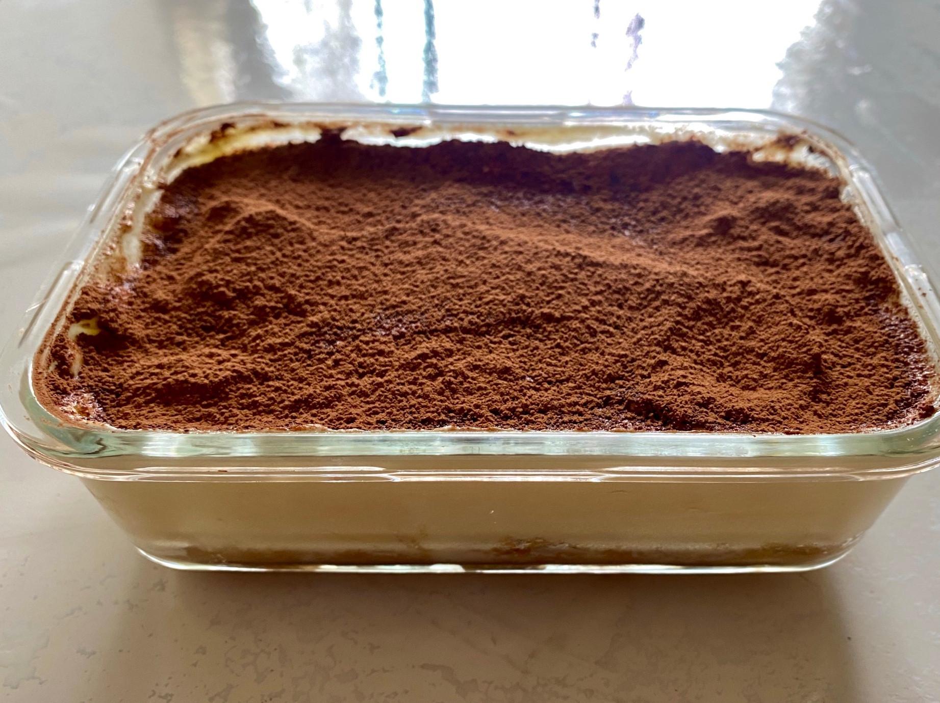《甜點簡單做》提拉米蘇