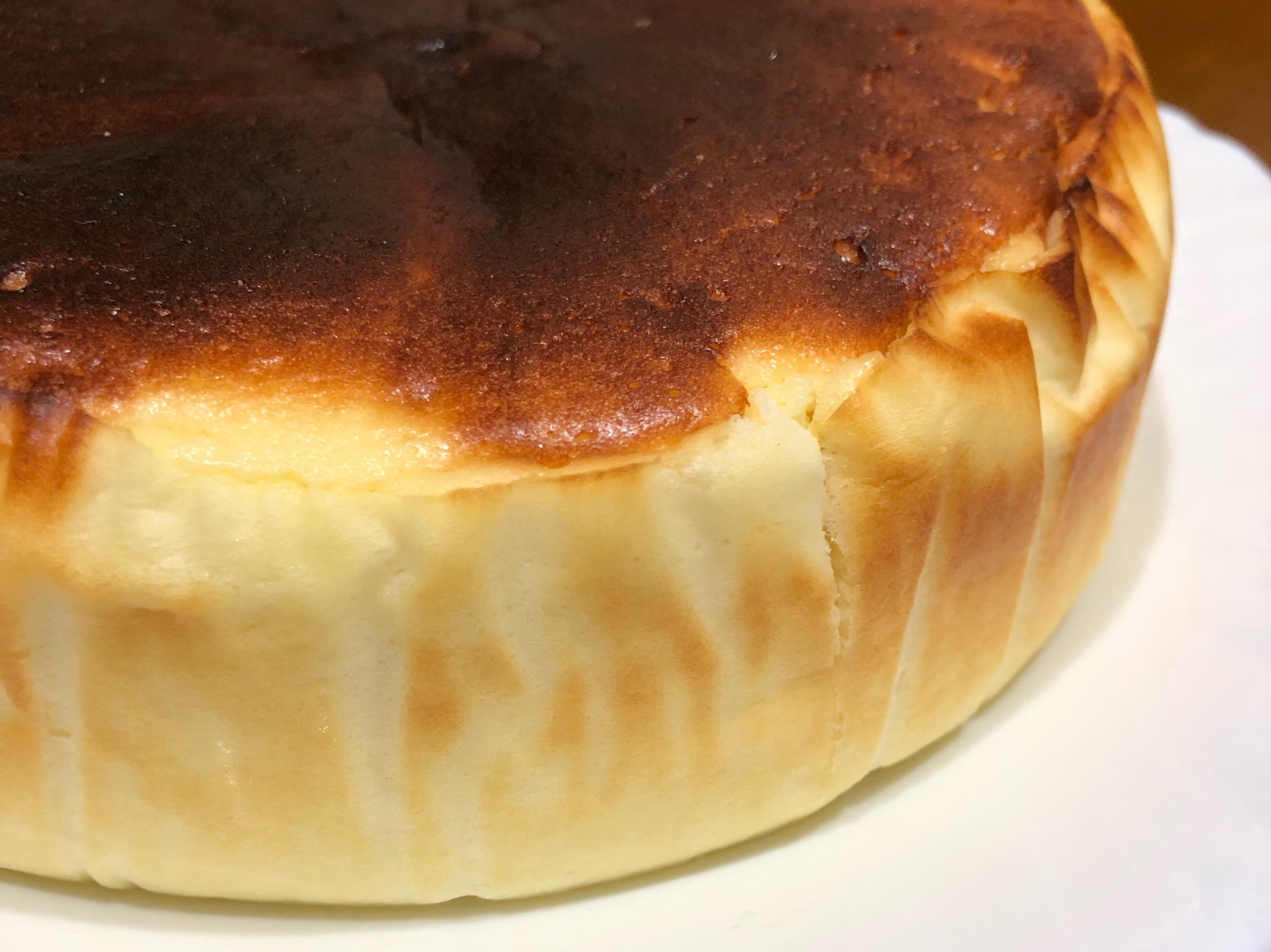 氣炸優格乳酪蛋糕