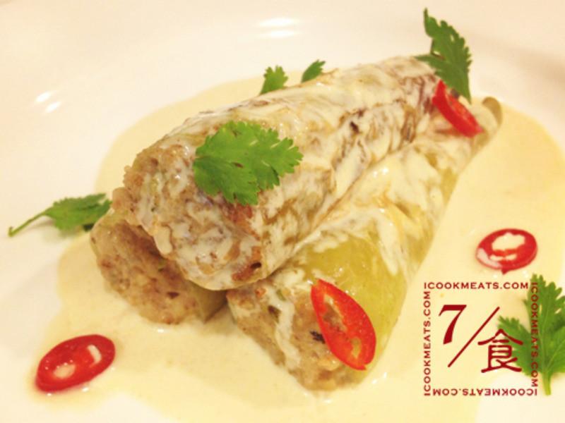 【7/食】去巴黎玩的辣椒釀肉
