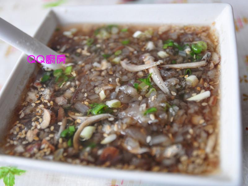 四季江戶味-芝麻碎茄湯