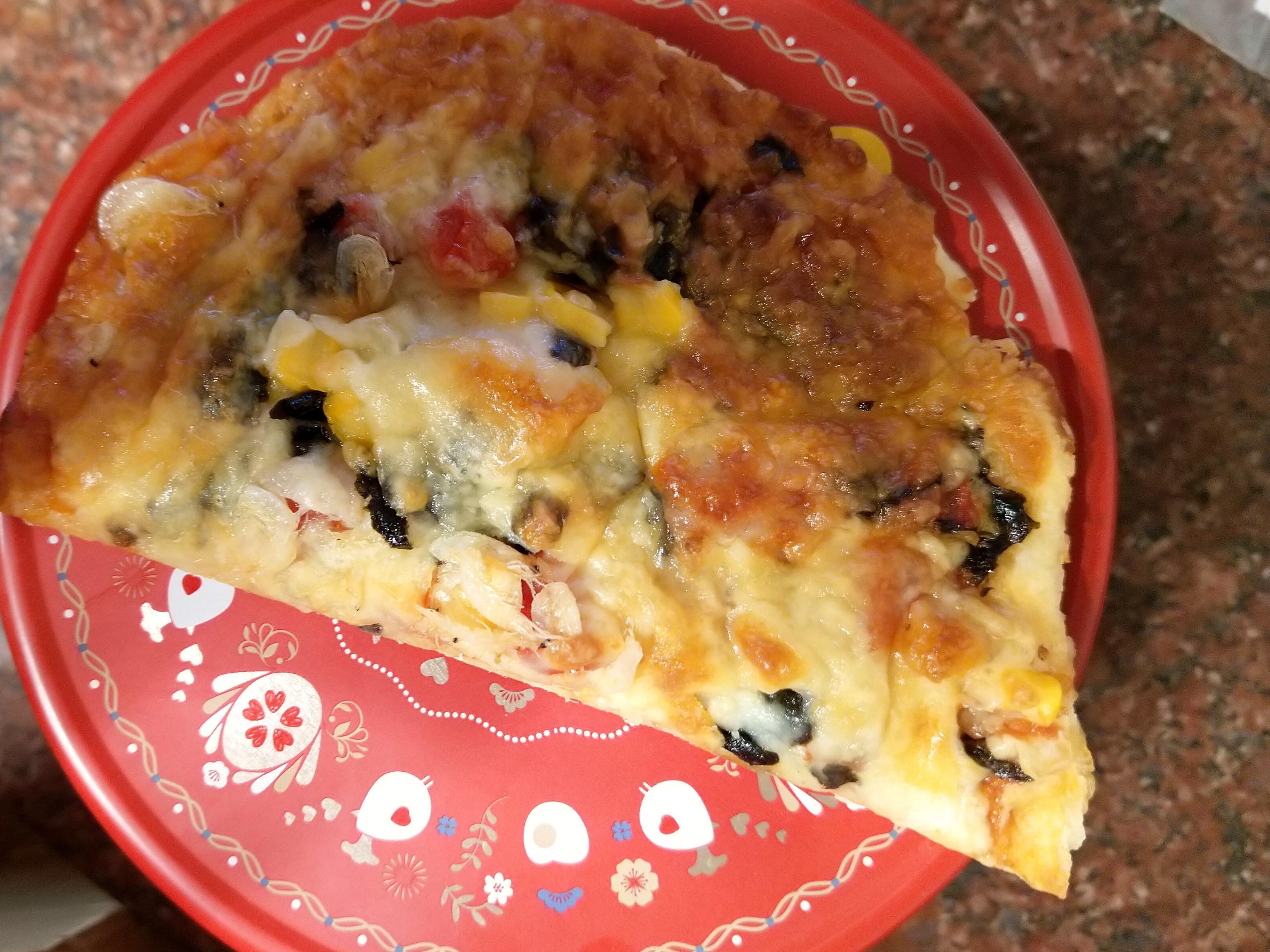 自製pizza 好玩又好吃!