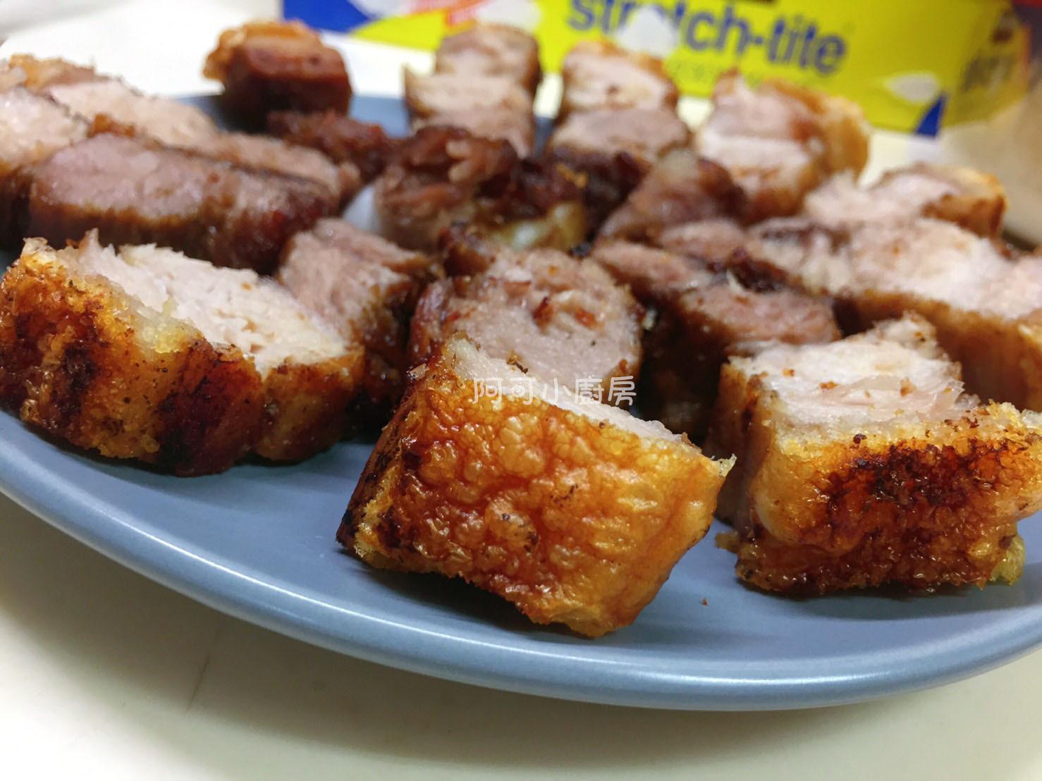 ✨脆皮燒肉✨卡滋卡滋真美味(氣炸鍋版)
