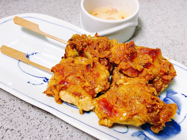 南洋風味沙嗲雞(濃口版)