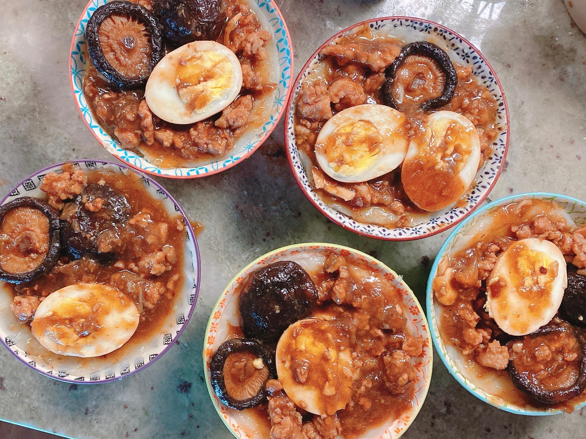 台南碗糕/碗粿