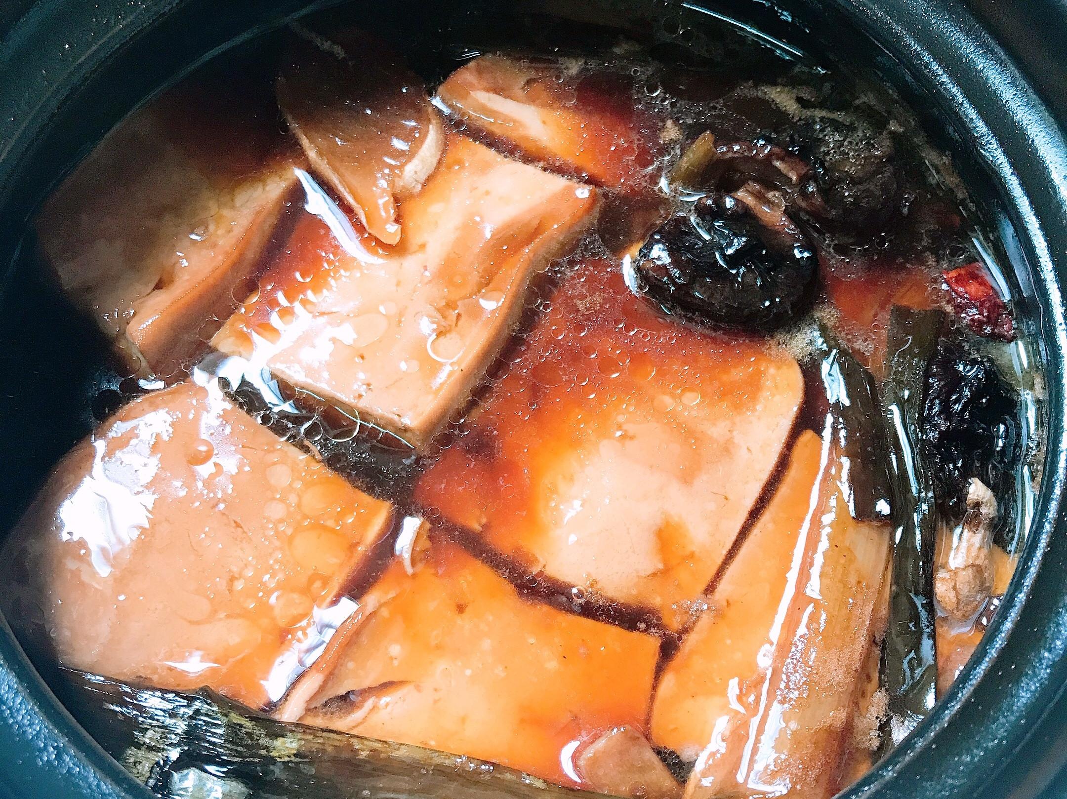 古早味 滷 豆腐