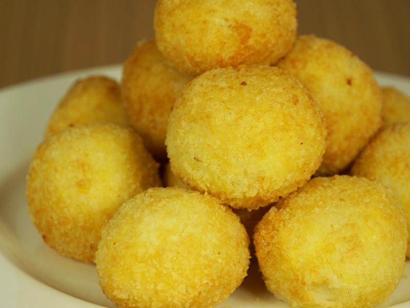 【哇菜影音食譜】起司薯球