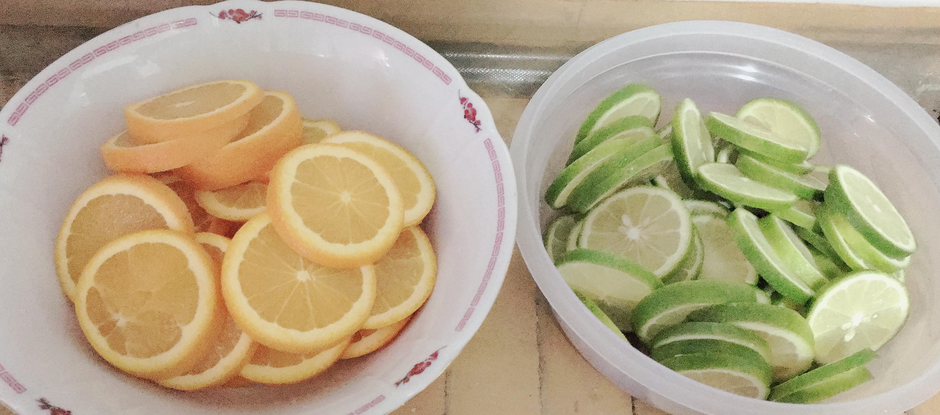 10分鐘快速料理「橙檸蜜」
