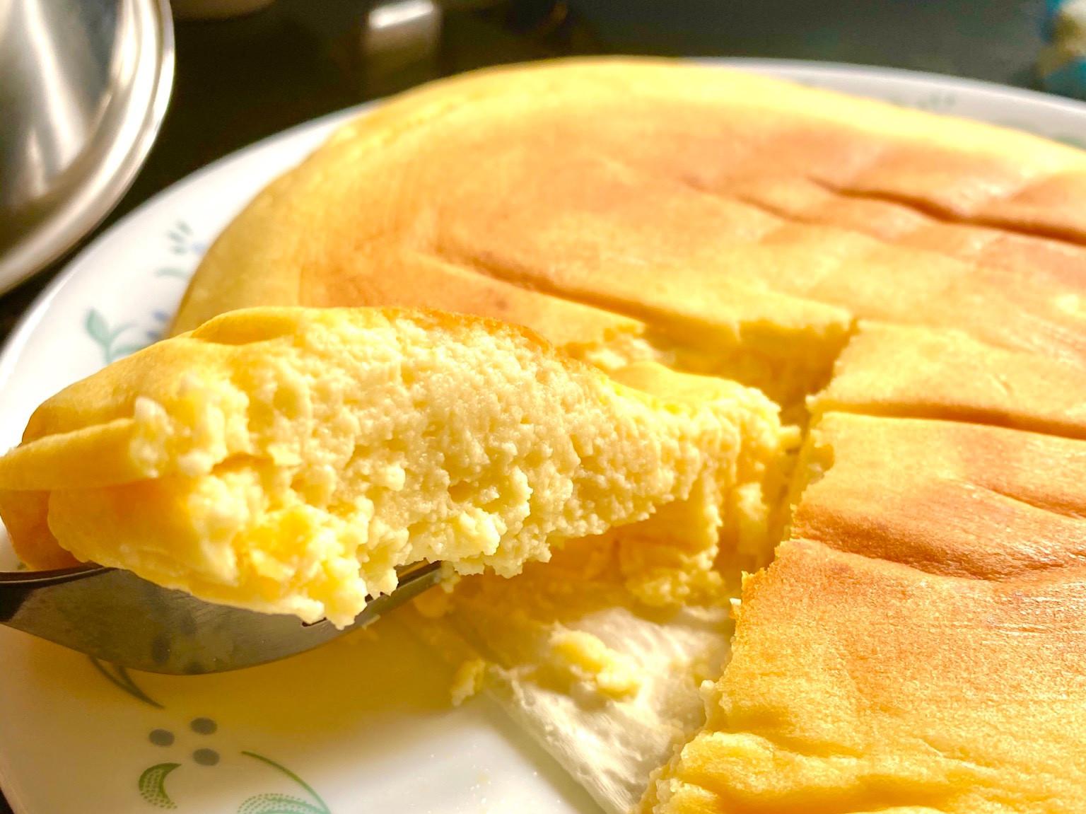日式芝士蛋糕(免焗)