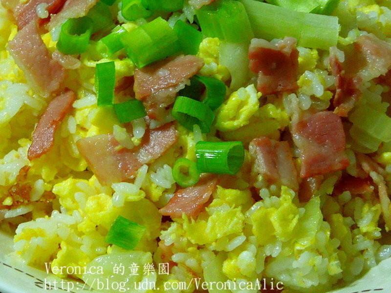 ※【博客】~ 培根蛋炒飯